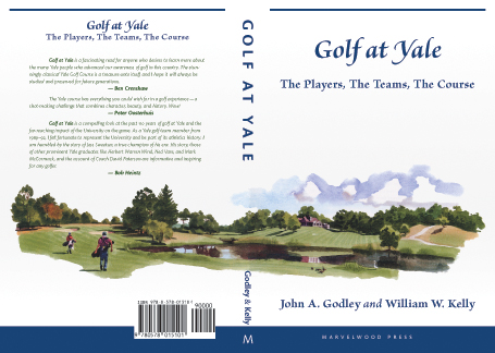 cover spread, Golf at Yale